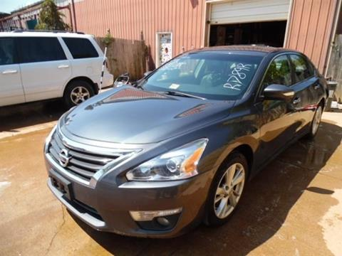 2013 Nissan Altima for sale at East Coast Auto Source Inc. in Bedford VA