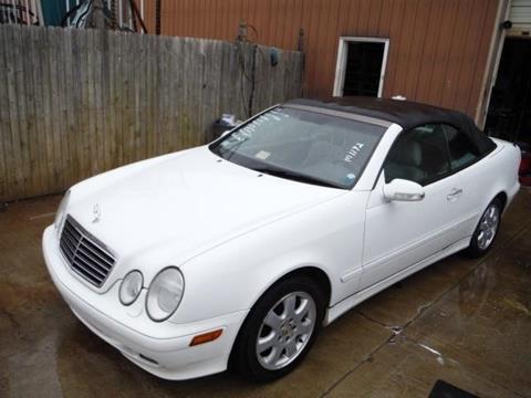 2000 Mercedes-Benz CLK for sale in Bedford, VA