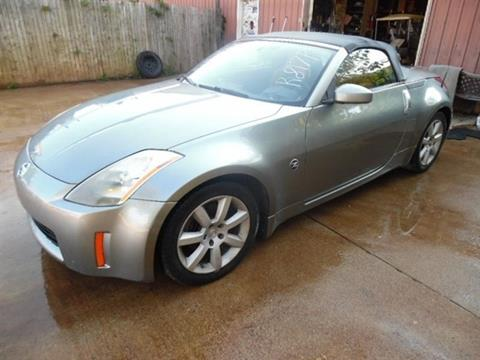 2005 Nissan 350Z for sale at East Coast Auto Source Inc. in Bedford VA