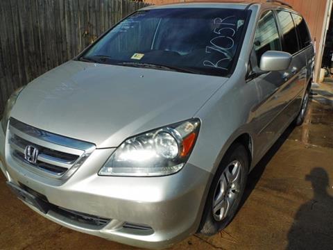 2005 Honda Odyssey for sale in Bedford, VA
