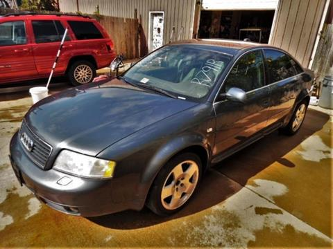 2004 Audi A6 for sale in Bedford, VA