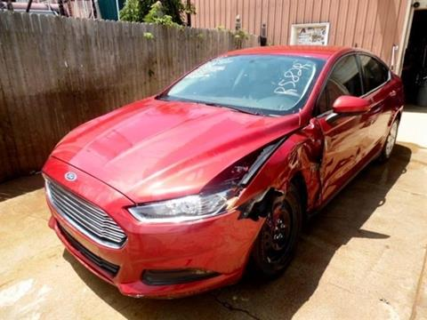 2013 Ford Fusion for sale at East Coast Auto Source Inc. in Bedford VA