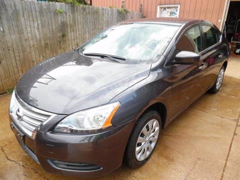 2014 Nissan Sentra for sale at East Coast Auto Source Inc. in Bedford VA