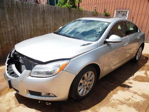 2012 Buick Regal for sale at East Coast Auto Source Inc. in Bedford VA