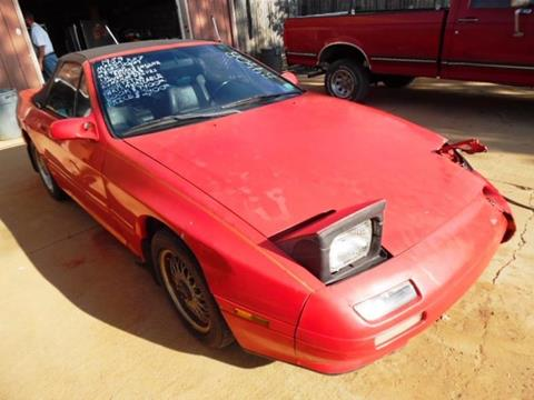 1989 Mazda RX-7 for sale in Bedford, VA