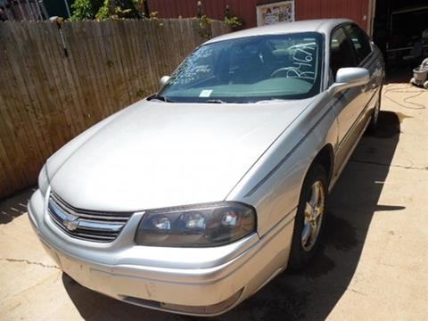 2005 Chevrolet Impala for sale at East Coast Auto Source Inc. in Bedford VA