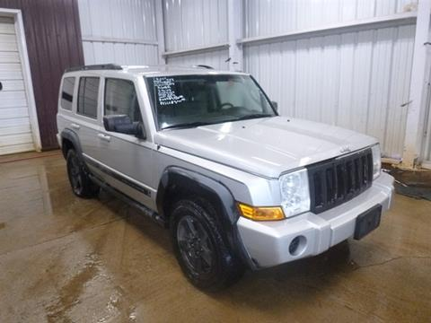 2007 Jeep Commander for sale at East Coast Auto Source Inc. in Bedford VA