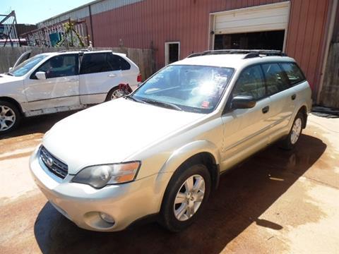 2005 Subaru Outback for sale at East Coast Auto Source Inc. in Bedford VA