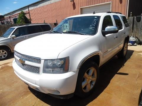 2008 Chevrolet Tahoe for sale at East Coast Auto Source Inc. in Bedford VA
