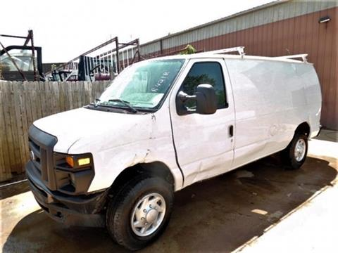 2014 Ford E-Series Cargo for sale at East Coast Auto Source Inc. in Bedford VA