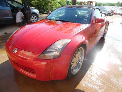 2005 nissan 350z for sale carsforsale 2005 nissan 350z for sale in bedford va sciox Image collections
