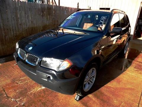 2004 BMW X3 for sale at East Coast Auto Source Inc. in Bedford VA