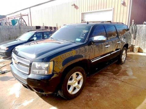 2007 Chevrolet Suburban for sale at East Coast Auto Source Inc. in Bedford VA