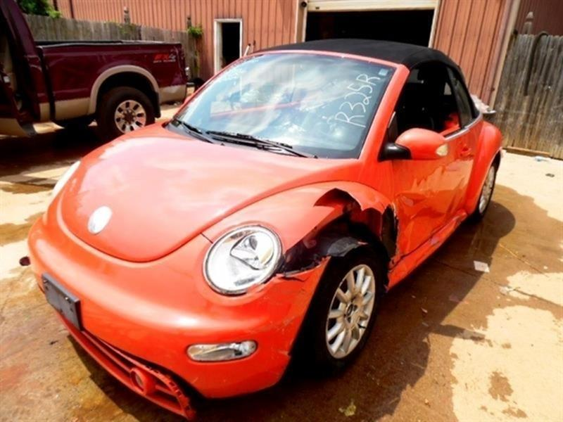 2004 Volkswagen New Beetle Convertible for sale at East Coast Auto Source Inc. in Bedford VA
