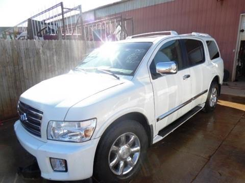 2004 Infiniti QX56 for sale at East Coast Auto Source Inc. in Bedford VA