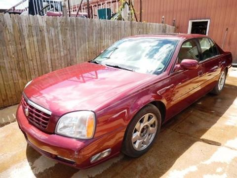 2000 Cadillac DeVille for sale at East Coast Auto Source Inc. in Bedford VA