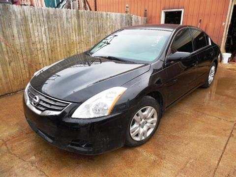 2010 Nissan Altima for sale at East Coast Auto Source Inc. in Bedford VA