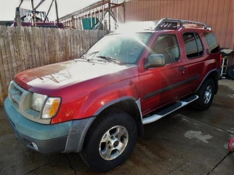 2001 Nissan Xterra for sale at East Coast Auto Source Inc. in Bedford VA