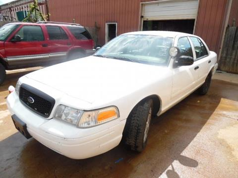 2010 Ford Crown Victoria for sale in Bedford, VA