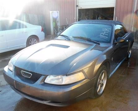 2003 Ford Mustang for sale at East Coast Auto Source Inc. in Bedford VA