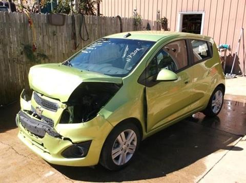 2013 Chevrolet Spark for sale at East Coast Auto Source Inc. in Bedford VA