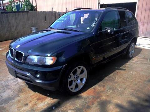 2002 BMW X5 for sale in Bedford, VA