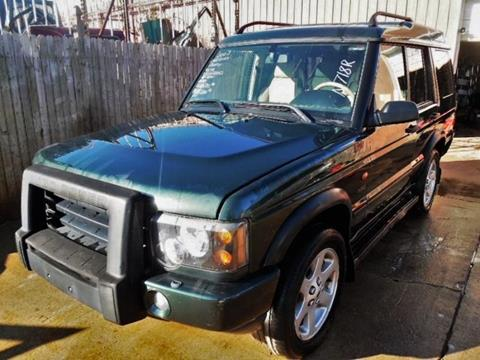 2003 Land Rover Discovery for sale in Bedford, VA