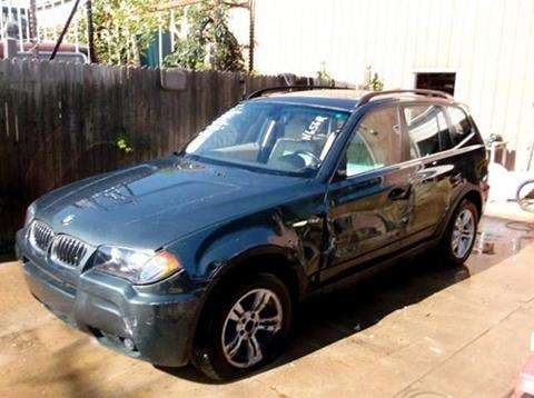 2006 BMW X3 for sale at East Coast Auto Source Inc. in Bedford VA