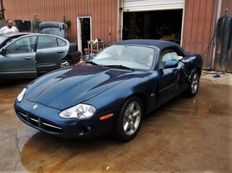 1997 Jaguar XK-Series for sale in Bedford, VA