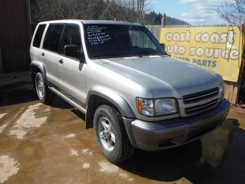 2002 Isuzu Trooper for sale at East Coast Auto Source Inc. in Bedford VA