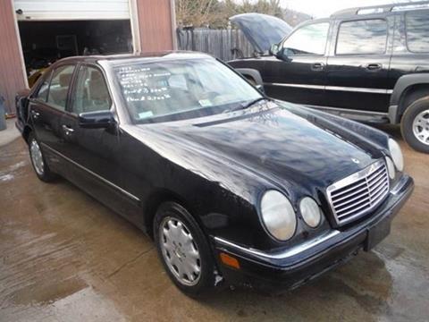 1999 Mercedes-Benz E-Class for sale at East Coast Auto Source Inc. in Bedford VA
