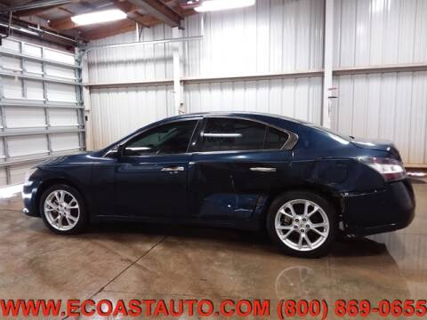 2013 Nissan Maxima for sale at East Coast Auto Source Inc. in Bedford VA
