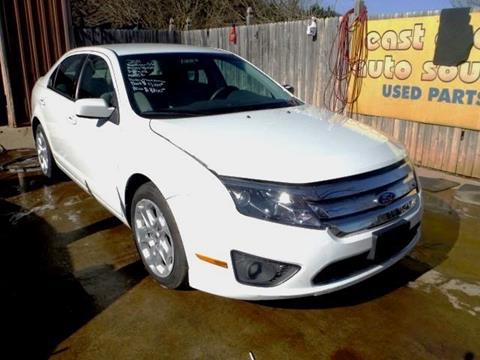 2011 Ford Fusion for sale in Bedford, VA