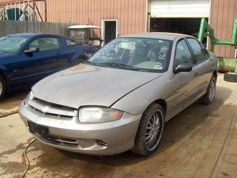 2004 Chevrolet Cavalier for sale at East Coast Auto Source Inc. in Bedford VA