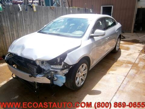 2010 Buick LaCrosse for sale at East Coast Auto Source Inc. in Bedford VA