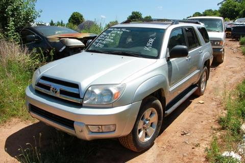 2005 Toyota 4Runner for sale in Bedford, VA