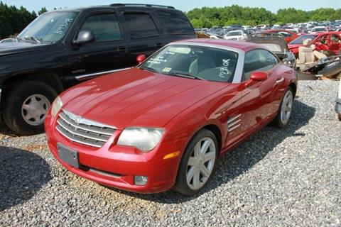 2006 Chrysler Crossfire for sale in Bedford, VA