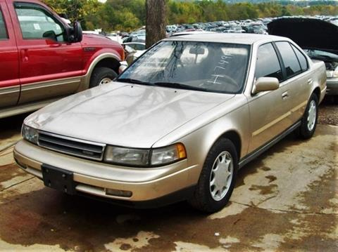 1990 Nissan Maxima for sale at East Coast Auto Source Inc. in Bedford VA