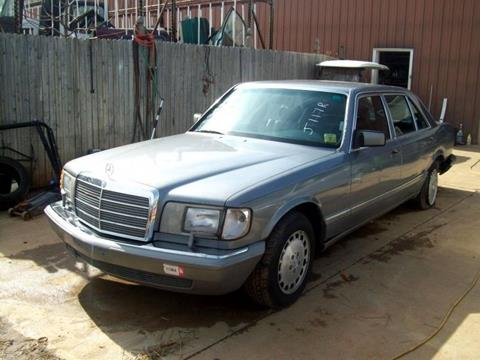 1987 mercedes benz 420 class for sale for Bedford mercedes benz