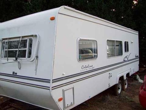 2001 Coachmen Catalina for sale at East Coast Auto Source Inc. in Bedford VA