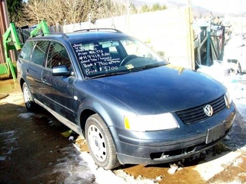 2001 Volkswagen Passat for sale at East Coast Auto Source Inc. in Bedford VA
