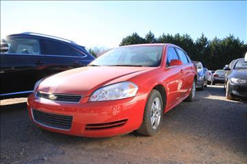 2010 Chevrolet Impala for sale in Bedford, VA