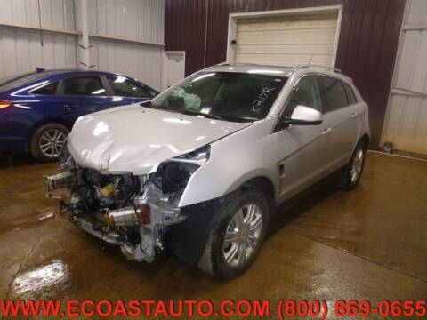 2010 Cadillac SRX for sale at East Coast Auto Source Inc. in Bedford VA