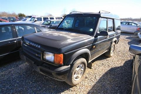 2000 Land Rover Discovery Series II for sale in Bedford, VA