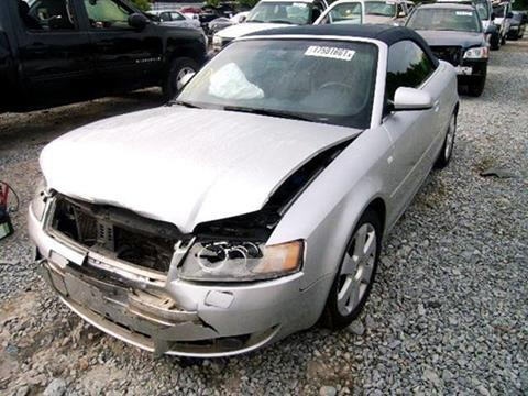 2004 Audi A4 for sale at East Coast Auto Source Inc. in Bedford VA