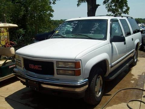 1997 GMC Suburban for sale in Bedford, VA