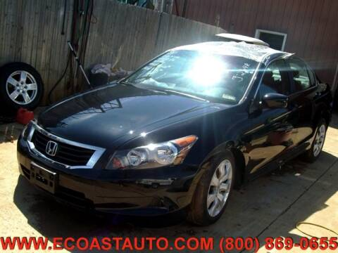 2009 Honda Accord for sale at East Coast Auto Source Inc. in Bedford VA