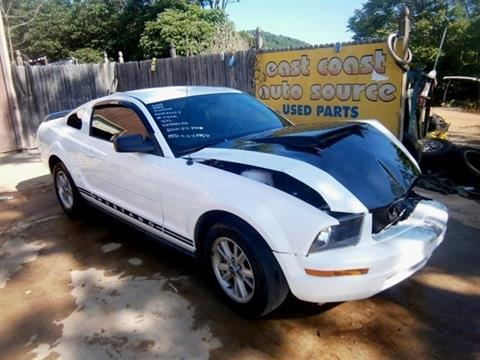 2005 Ford Mustang for sale at East Coast Auto Source Inc. in Bedford VA