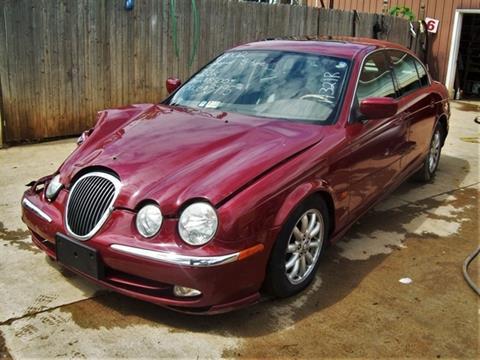 2002 Jaguar S-Type for sale at East Coast Auto Source Inc. in Bedford VA