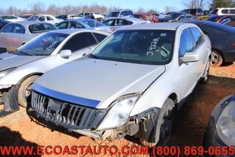 2010 Mercury Milan for sale at East Coast Auto Source Inc. in Bedford VA